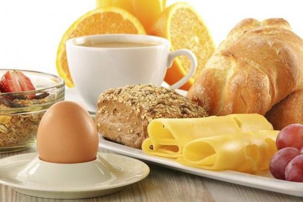 ontbijt-buffet